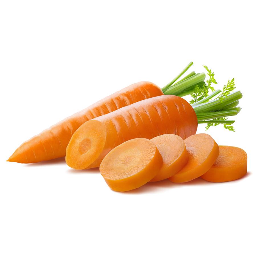 Karotten der Marke Wegbegleiter