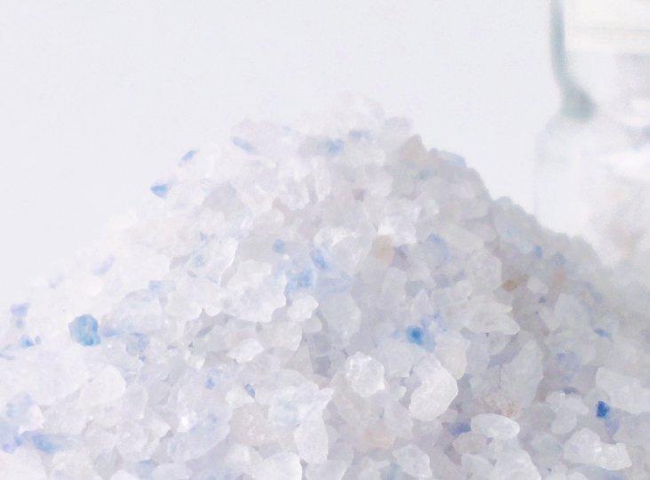"""Blaues Saphir Salz """"Sel Bleu De Perse"""""""