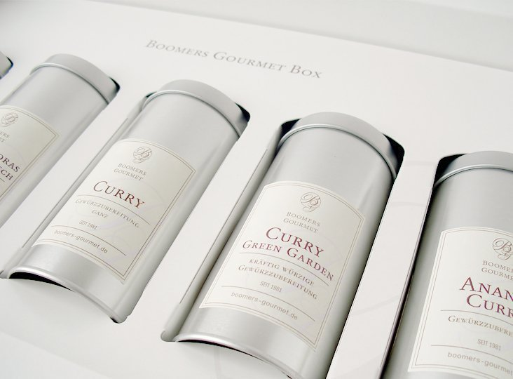Curry Gourmet Box